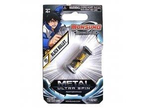 Monsuno zdroj Mattel Black Bullet - kovový