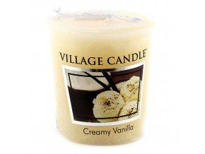 Vonná svíčka Village Candle Vanilková zmrzlina, 57 g