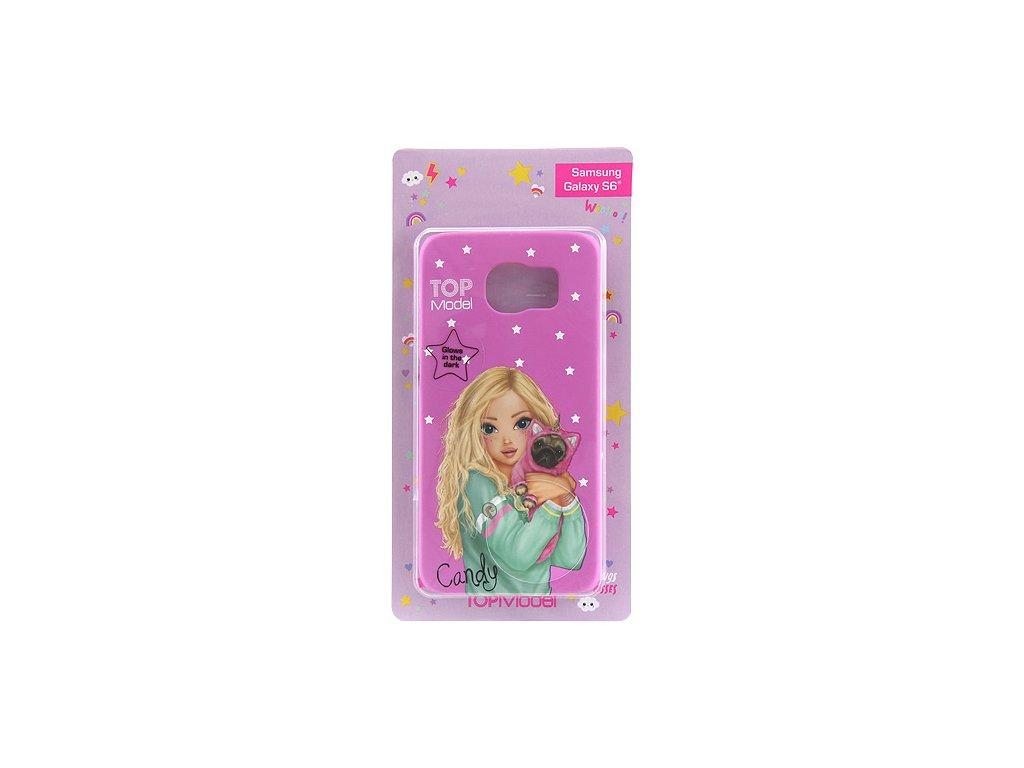 Ochranný kryt Top Model ASST Candy Samsung Galaxy S6.