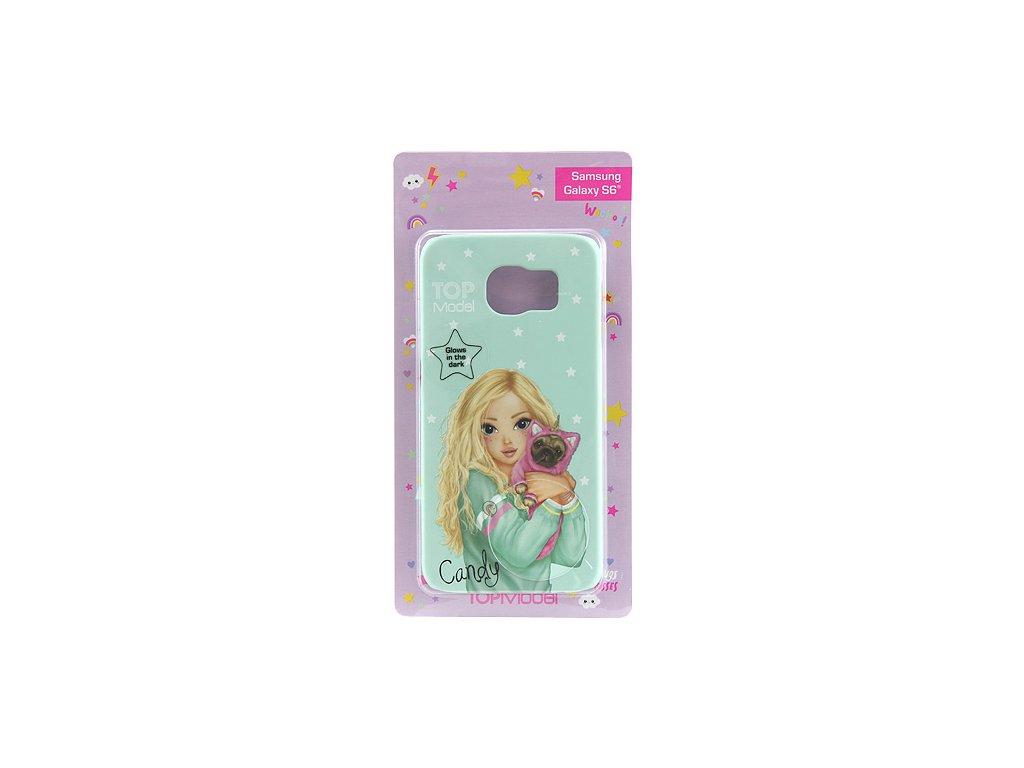 Ochranný kryt Top Model ASST Candy Galaxy S6
