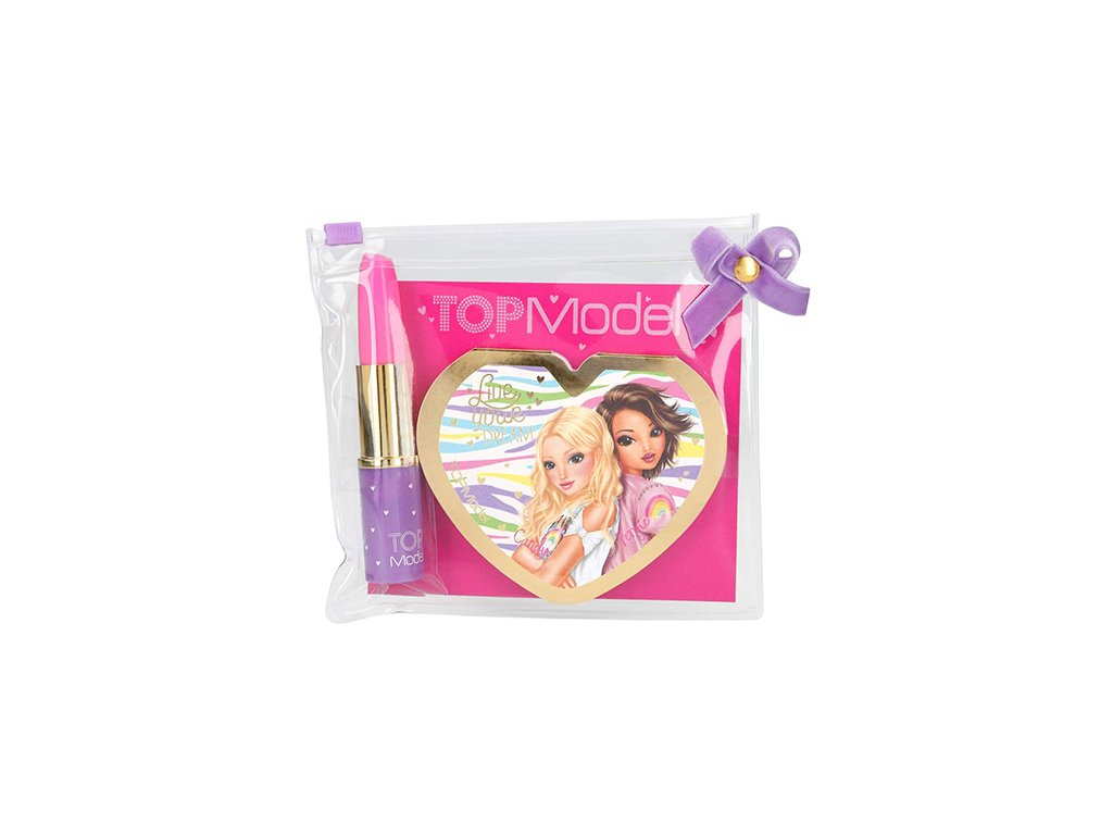 Bloček s propiskou Top Model ASST Candy a Fergie