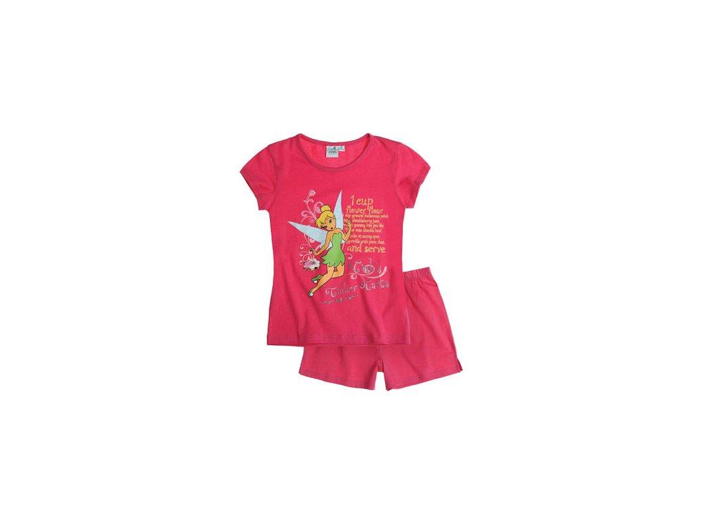 Dívčí souprava víla Zvonilka růžová Disney