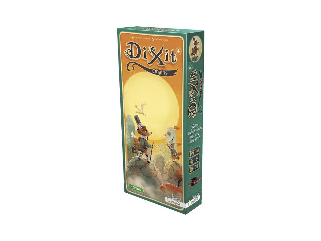 Dixit 4 rozšíření - Origins