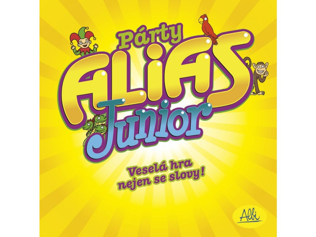 Párty Alias Junior 2. vydání