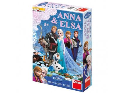 Dino Anna & Elsa