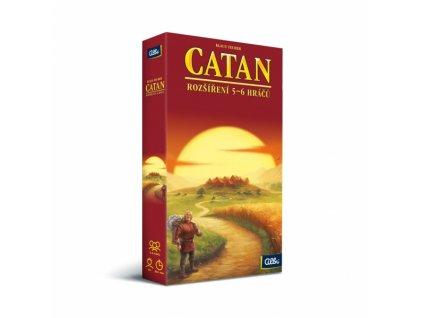 Osadníci z Katanu rozšíření pro 5-6 hráčů