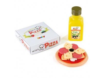 Set pizza Smoby Set pizza nebo hamburger