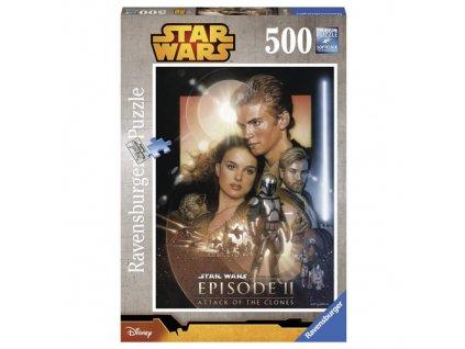 Puzzle Ravensburger Star Wars II. 500 dílků