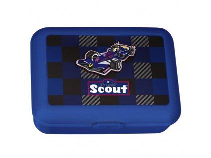 Svačinový box Scout plastový, zdravotně nezávadný - formule