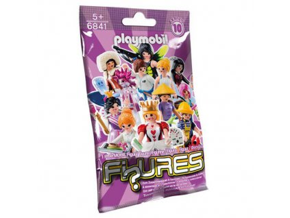 Překvapení pro holky Playmobil Fi?ures Série 10 - kompletní panáček