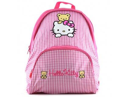 Batůžek Hello Kitty růžový
