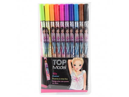 Linery Top Model 10 barev