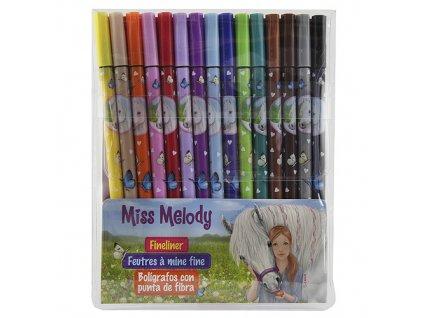 Fixy Miss Melody 15 barev