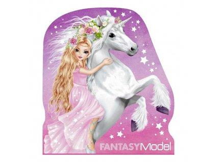 Bloček Fantasy Model ASST Jednorožec a víla