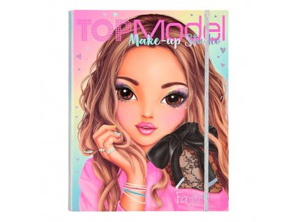 Omalovánka | Top Model Make-Up Studio