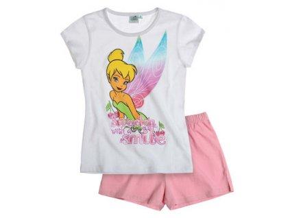 Dívčí souprava víla Zvonilka bílá Disney