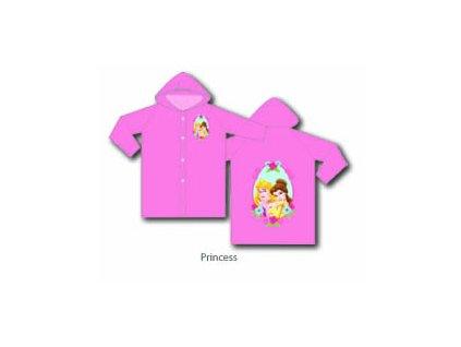 Dětská licenční pláštěnka Disney - Princezny2