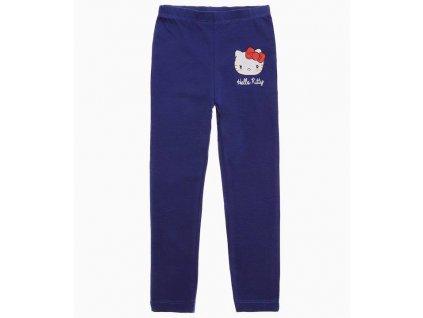 Dívčí Legíny Hello Kitty modré