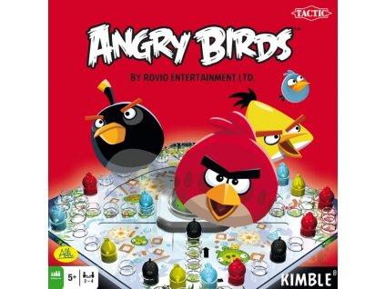 ANGRY BIRDS - Člověče nezlob se!