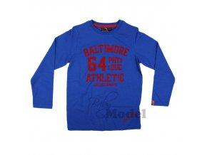 Chlapecké tričko modré Soul & Glory