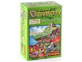Carcassonne - 8. rozšíření: Mosty a hrady