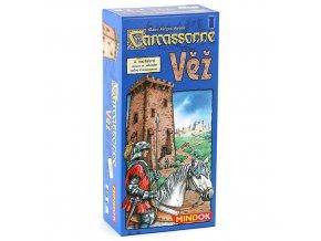 Carcassonne - 4. rozšíření: Věž