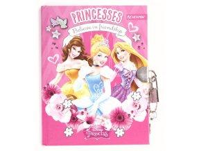 Deníček se zámkem Princess