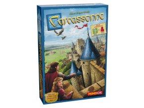 Carcassonne krabice