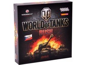 World of Tanks: Rush-krabice