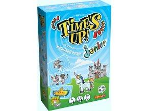 timesupjuniornovy krabice