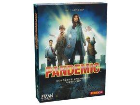 pandemic krabice