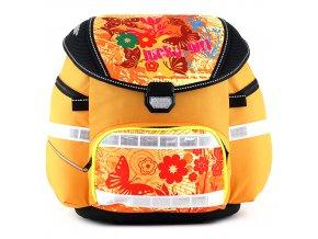 Školní batoh se svítícím elementem Leasyn motiv Lucky Girl