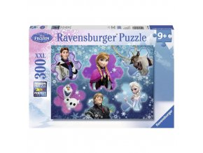 Puzzle Ravensburger Ledové království, 300 dílků XXL
