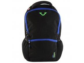 Sportovní batoh Target modrý zip