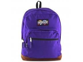 Studentský batoh Smash fialový