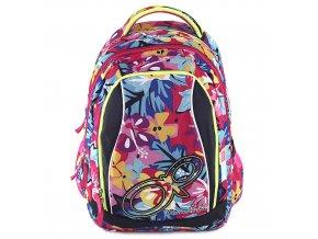 Studentský batoh 2v1 Ocean Pacific Školní batoh 2v1 Ocean Pacific