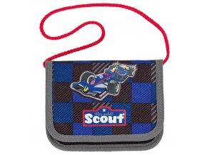 Peněženka s poutkem Scout formule