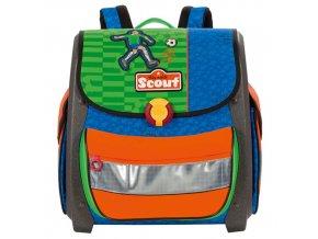 Školní aktovka Scout Scout Buddy Street Soccer