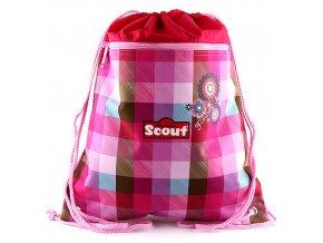 Sportovní vak Scout Scout Sportbeutel Flowery Isl