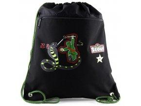 Sportovní vak Scout Scout Sportbeutel Ninja Snake