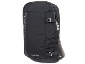 Cestovní batoh Eastpak Černý, šedé zipy