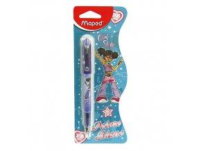 Bombičkové pero Maped Pero Bombičkové PB Pop fialová