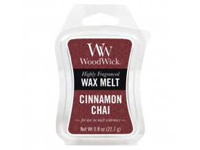 Vonný vosk WoodWick Skořice a vanilka, 22.7 g