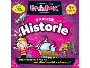 Albi V kostce Historie