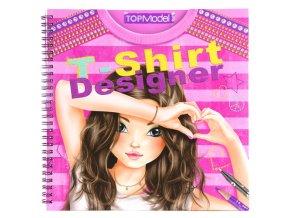 Vytvoř si své tričko Top Model Hayden