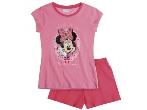Dívčí souprava Minnie růžová Disney