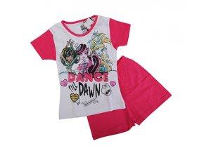 Dívčí souprava - pyžamo Monster High