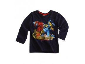 Chlapecké tričko Gormiti tmavě modré DISNEY