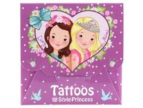Tetovací obrázky My Style Princess fialové
