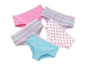 Dívčí kalhotky 5 kusů